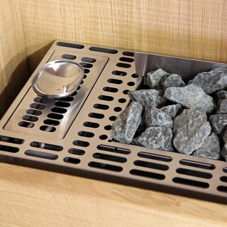 Sauna Ausstattung
